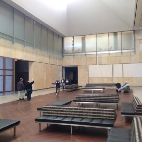 The Barnes Foundation - interior picture