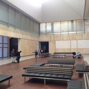 The Barnes Foundation - interior picture