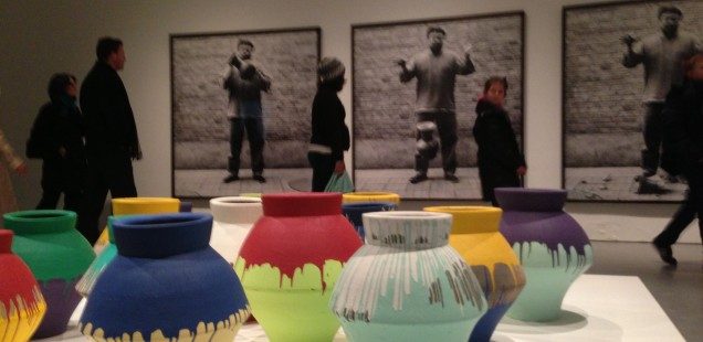 "Ai Weiwei - ""According to What?"""