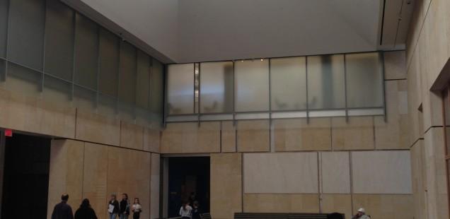 Interior of the Barnes