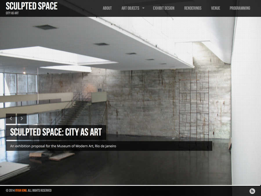 Sculpted Space | city as art (20141113)